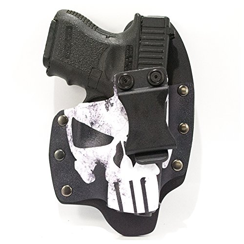 Long Teeth Punisher IWB Hybrid Concealed Carry Holster (Right-Hand, SIG 220 with Rail)