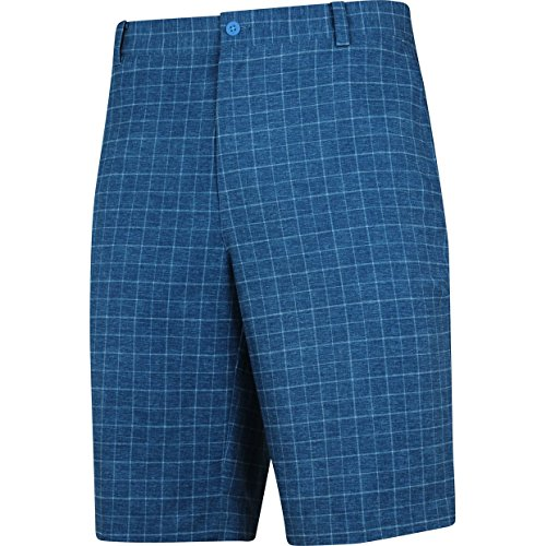 Nike Plaid CLOSEOUT Golf (Storm Golf Shorts)
