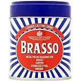 Brasso WADDING 75GM BLK/WHTE/RED by BRASSO