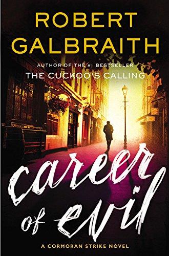 """""""Career of Evil (Cormoran Strike)"""" av Robert Galbraith"""
