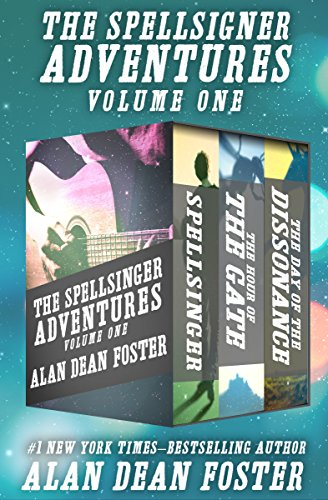 The Spellsinger Adventures Volume One: Spellsinger, The Hour of the Gate, and The Day of the Dissonance cover