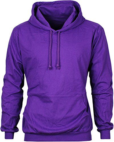 100 Cotton Hooded Sweatshirt - 9