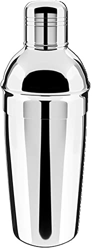 Coqueteleira Inox 750ml Lyon - Se Brinox Aço Inox