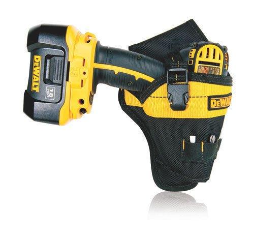 Focuslife DeWalt DG5121 - Cordless Impact Drill Driver Holster Tool Belt Pouch Bit Holder