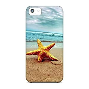 Tpu Case For Iphone 5c With Starfish