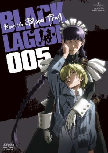 BLACK LAGOON Roberta's Blood Trail 005