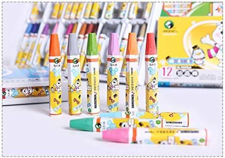 Pasteles al Óleo - Dibujo Crayones Pintados 12/18/24/36 ...