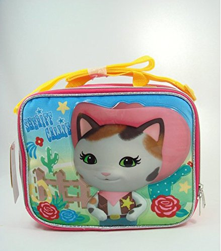 Disney Junior Sheriff Callie Wild West Lunch Bag -