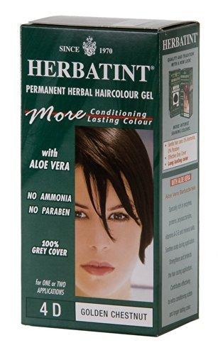 Herbatint Permanent Hair Color Hr Color 4d Chestnt Golden