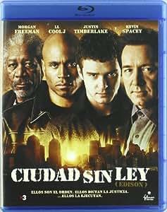 Ciudad Sin Ley Blu-Ray [Blu-ray]