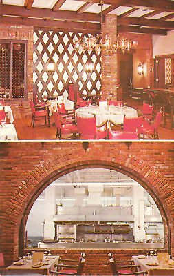 F8660 NY, Hyde Park Culinary Institute Postcard