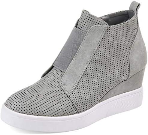VANDIMI Wedge Sneakers for Women