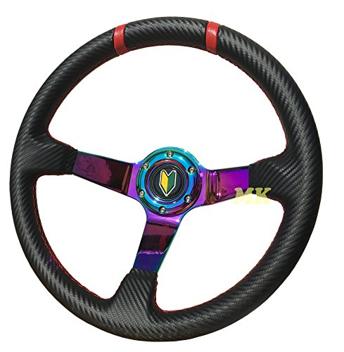 nrg carbon steering wheel - 2