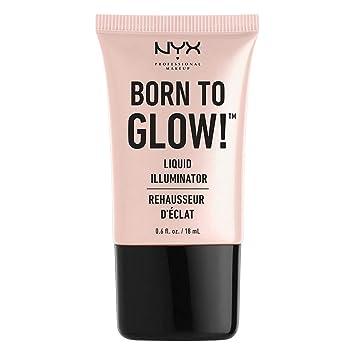 NYX Professional Makeup Born to Glow Liquid Illuminator,