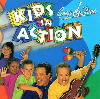 Kids In Action - Action Cd