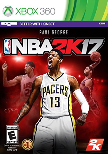 Price comparison product image NBA 2K17 Standard Edition - Xbox 360