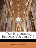 The Historical Record, Andrew Jenson, 1143844734