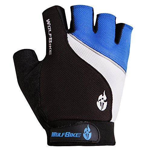 Moonsea Outdoor Sports Shockproof Mountain Gloves Non-slip G