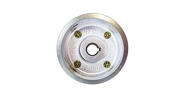 Amazon.com: Toro 103 – 0590 Hub y rueda montaje: Jardín y ...