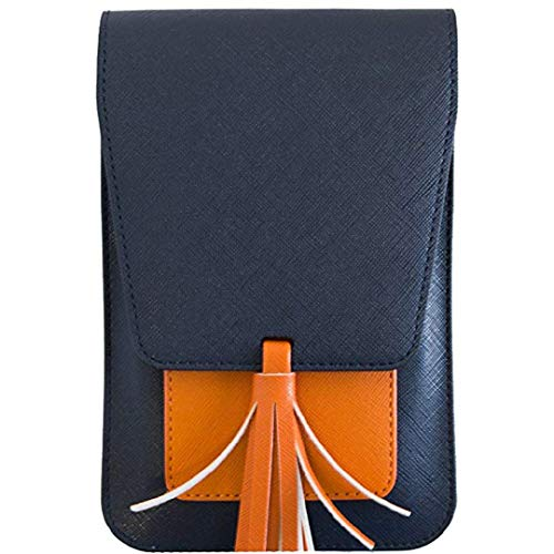 Toponly Women RFID Blocking Small Crossbody Bags Cell Phone Purse Wallet With Credit Card Slots