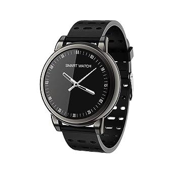 Hupoop Screen Bluetooth Smartwatch - Recordatorio para la Llamada ...
