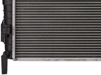 Replaces CH3010301 55056481AB 55056682AB Klimoto Radiator fits ...