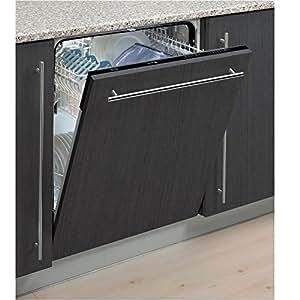Fagor 1LF-068 IT Totalmente integrado lavavajilla - Lavavajillas (Totalmente integrado, Negro, 47 dB, A, 160 min, A)