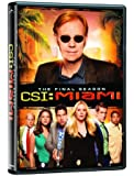 CSI: Miami - The Complete Tenth Season(Final Season)