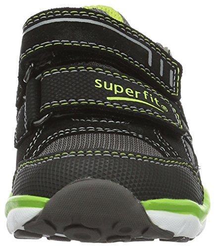 Sneakers Schwarz Sport5 Basses Kombi Mini Superfit Schwarz Garçon UqEwPWxa