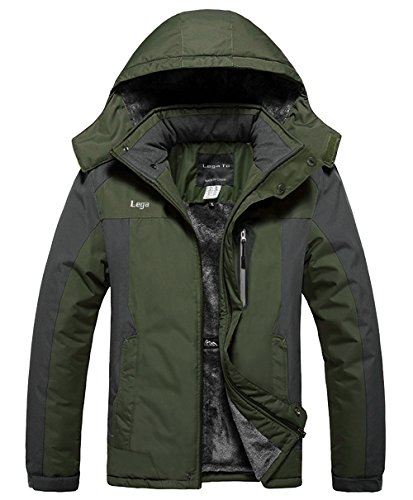 Jacket Mens Insulated Jackets - 4