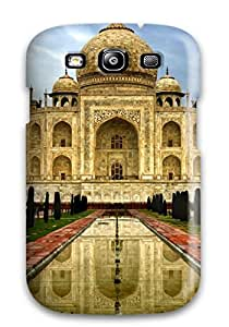 First-class Case Cover For Galaxy S3 Dual Protection Cover Taj Mahal India
