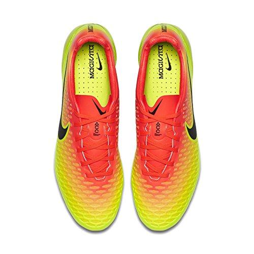 Nike Magista Opus (FG), Scarpe da Calcio Uomo Arancione (Naranja (Naranja (Ttl Crmsn/Blck-vlt-brght Ctrs)))