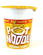 Original Curry Pot Noodle (Pack of 12) by N/A