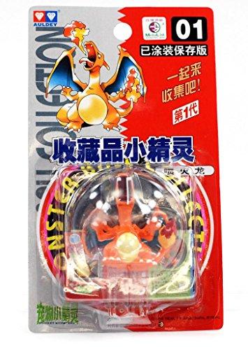 Pokemon Monster Collection Figure Charizard