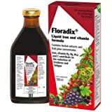 Floradix Iron Vitamin Formula Liquid, 500 ml