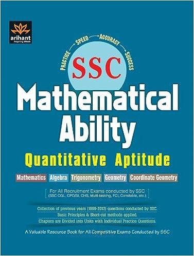 Quantitative Aptitude Pdf 2014
