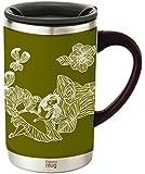 thermo mug(サーモマグ) アリス スリムマグ KHAKI SM-ALC