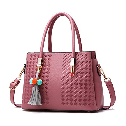Sac JPFCAK Mode Sacs PU Bandoulière Bag à Lady Sac Main Crossbody Lady Redrubber à Sacs 5ttxqY4wr