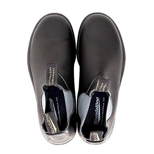 Dark Grey Black BLUNDSTONE boots Chelsea 577 wYqnIH0