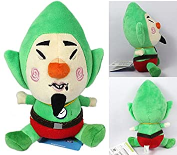 THE LEGEND OF ZELDA - PELUCHE TINGLE 20cm / TINGLE PLUSH TOY 7.8""