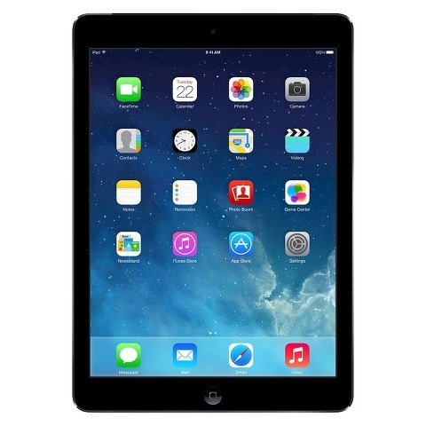 32GB iPad Air (AT&T, Space Gray)