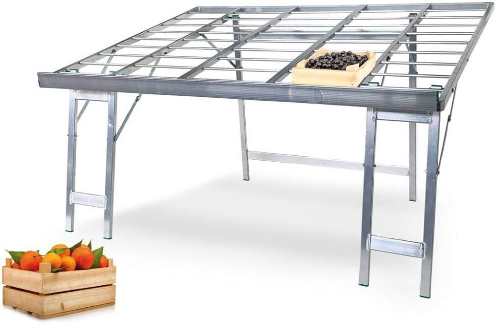 Bertoni - Banco Fruit para cenador: Amazon.es: Deportes y aire libre