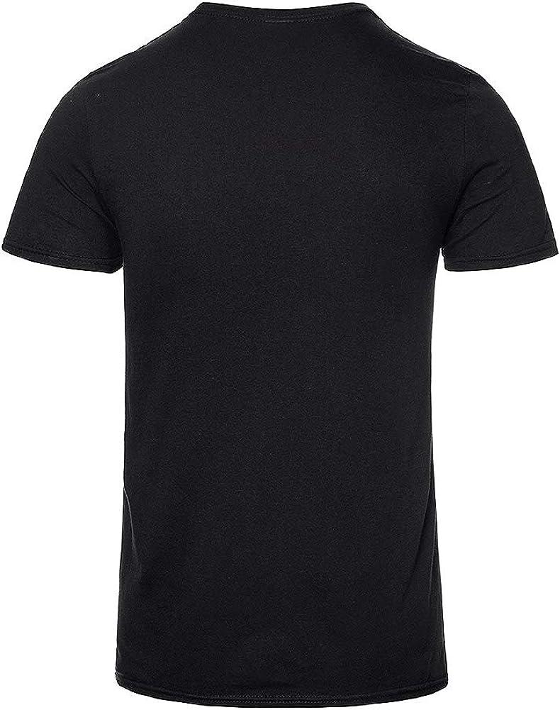 Peaky Blinders Camiseta Estampada de Manga Corta EST 1919 - Negro 2XL: Amazon.es: Ropa y accesorios
