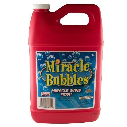 Imperial Miracle Bubbles Bubble Solution