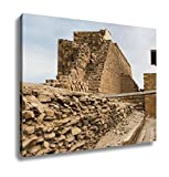 Ashley Canvas, Pyramid Of Saqqara Egypt, Home Decoration Office, Ready to Hang, 20x25, AG6448510