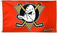 Wincraft Anaheim Ducks 3'x5' Flag - Mighty Ducks Throwback Flag