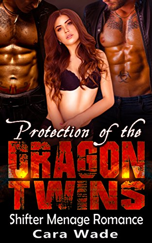 agon Twins: Shifter Menage Romance (Dragon Protection)