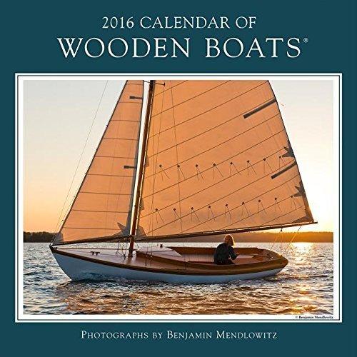2016 Calendar of Wooden Boats (2015-06-01)