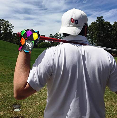 Amazon.com: BG Spandex - Guantes de golf para hombre, para ...