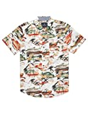 Roark Revival Ha Long Bay Shirt - Short-Sleeve - Men's Natural, L
